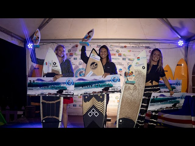 LIVESTREAM - GKA Kite-Surf World Cup Cabo Verde 2019 - Awards Ceremony