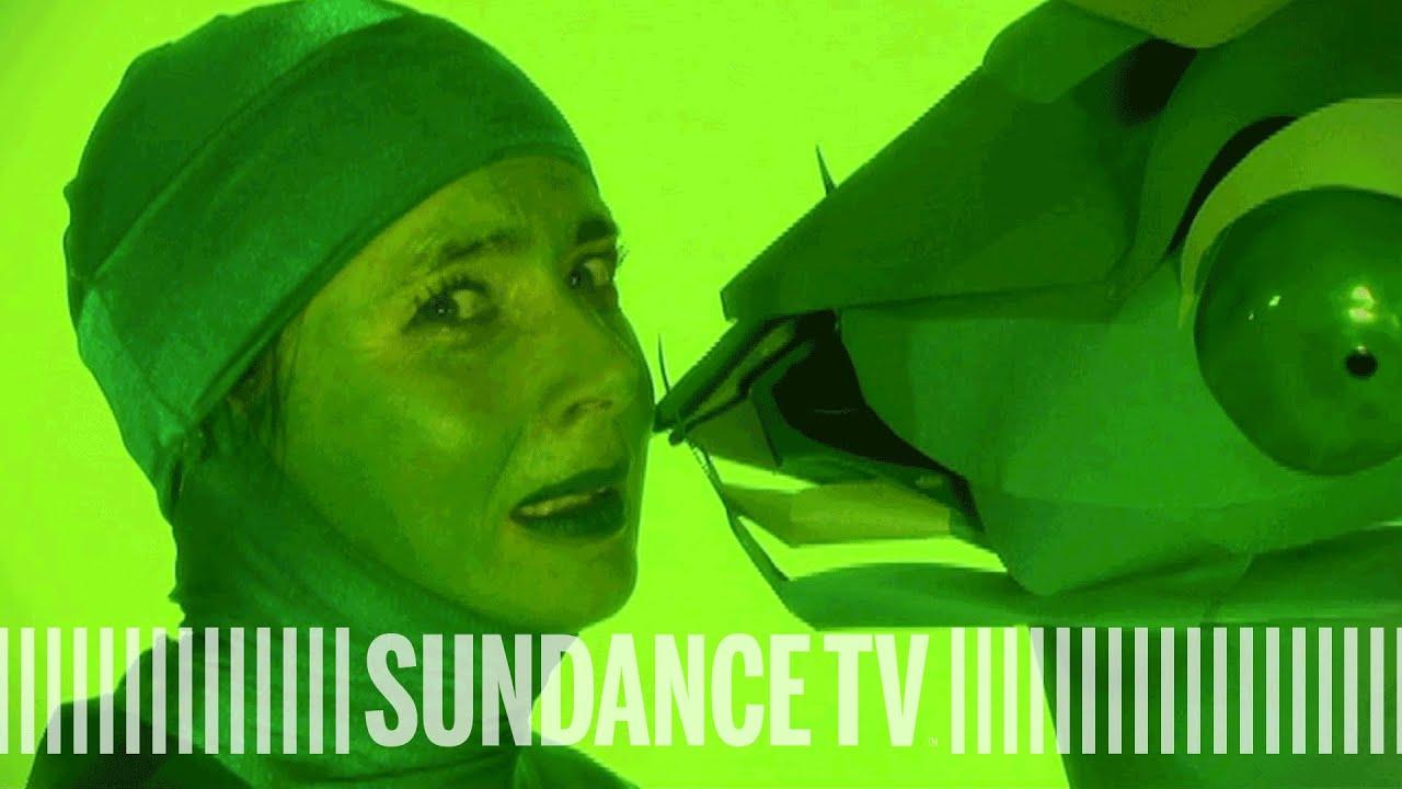 Green Porno Praying Mantis Starring Isabella Rossellini