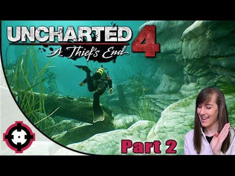 ►Uncharted 4: A Thief's End◄ Story Gameplay // Part 2 - Sunken Treasure!