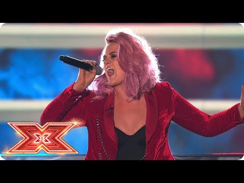 Grace Davies takes on epic Bond song at The X Factor Final   Final   The X Factor 2017