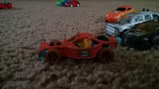 Organizing cars 2
