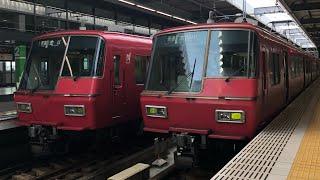 【SR×セントレア】中部国際空港駅を発車するSRたち