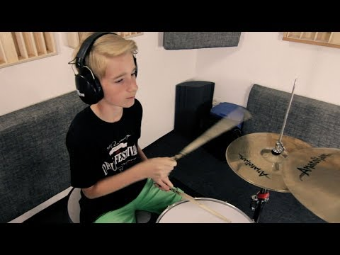 Kwabs - Walk - Student Drum Cover