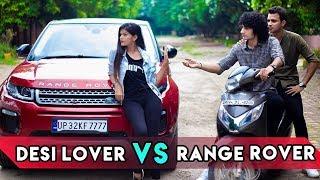 DESI LOVER VS RANGE ROVER | Ankush Kasana |