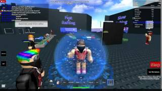 "Roblox ""cheat"" for the game *Build and Raft*"