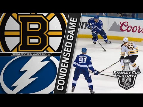 05/06/18 Second Round, Gm5: Bruins @ Lightning