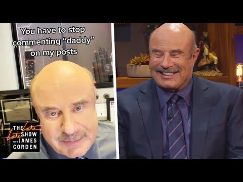 Dr. Phil Is Done Being TikTok's Daddy