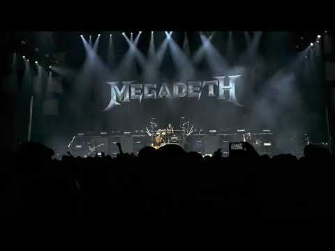 Megadeth - Dread and Fugitive Mind Live HDR - Vienna 2020