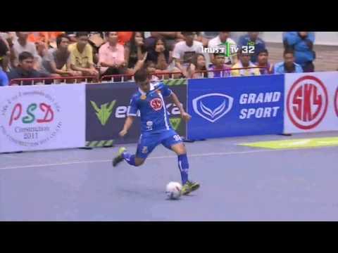 AIS Futsal league 2016 กรมทางหลวง 6-5 สุราษฎร์ธานี ฟุตซอลคลับ 14/05/2016