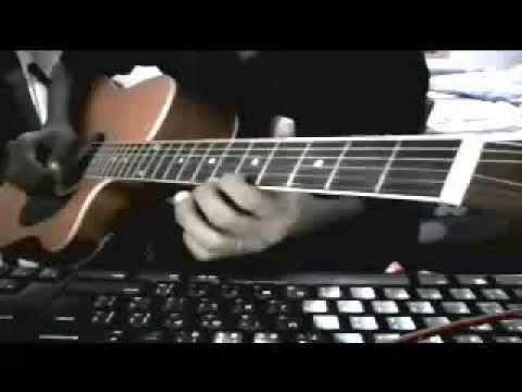 Bahubali  ::ON Guitar .Pachai Thee neeyada
