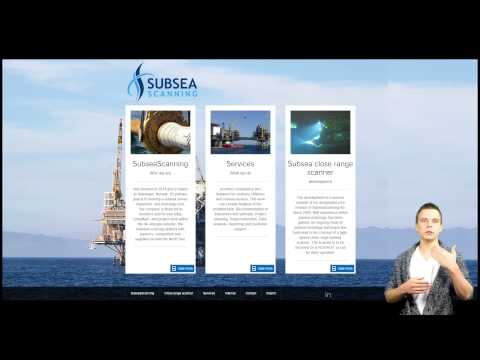 subseascanning.com - Project Details from venderoo [by Sven Schill]