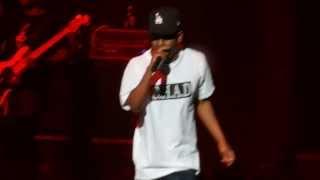 Kendrick Lamar - P & P (Pussy & Patron) Live [HD]
