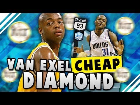 CHEAP 20K DIAMOND NICK VAN EXEL GAMEPLAY!! | NBA 2K17 MyTEAM Gameplay