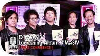 Beberapa waktu lalu, d'masiv merilis album terbaru mereka, yang bernama (self titled) ini merupakan ke-5 d'masiv. selain ke...
