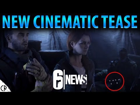 New Cinematic Tease - Thermite Face - Operation Chimera - 6News - Tom Clancy's Rainbow Six