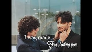 ermal meta & fabrizio moro | i was made for loving you