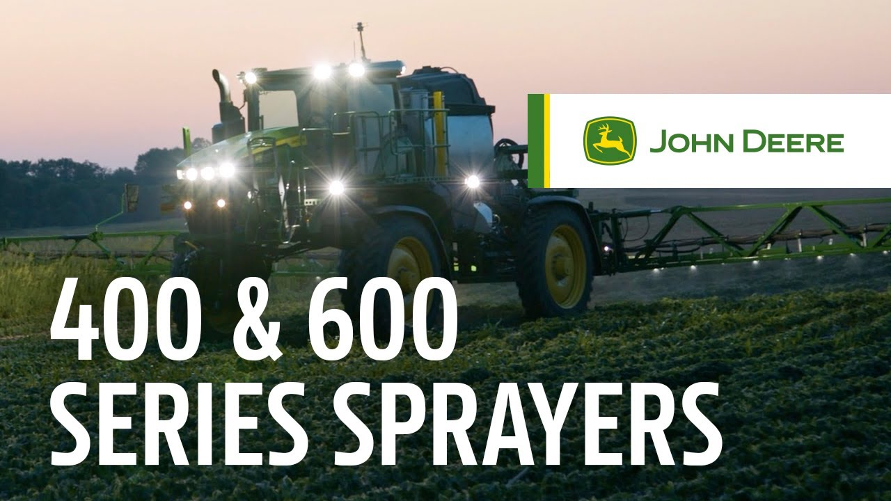 +Gain Ground with 400 & 600 Series Sprayers | John Deere