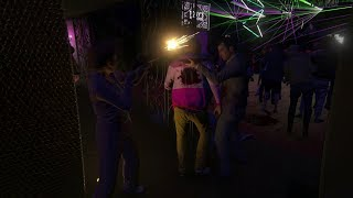 GTA V - Nightclub patrons are invincible (After Hours single player mod)