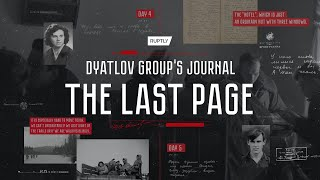 Dyatlov Group's Journal: The Last Page | Trailer (Online)