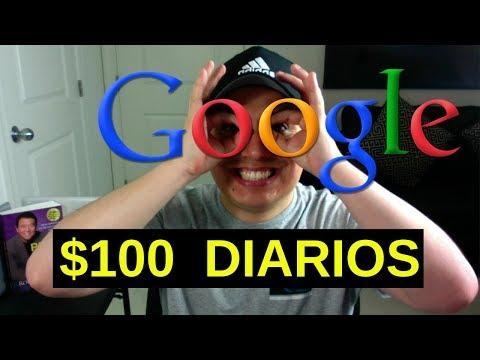 💰Como GANAR 100 DOLARES Diarios Con GOOGLE (Dinero Extra EN INTERNET Sin Invertir)