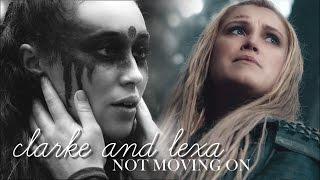 ► clarke + lexa | love you long after you're gone