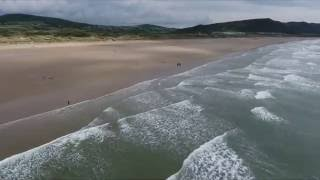 Burry Holms, Rhossili Bay and Hillend Camping Park
