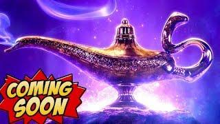 Аладдин (2019) - Русский тизер-трейлер - Aladdin (2019) || Фильм Disney || Уилл Смит || Coming Soon