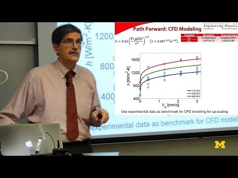 Michael Corradini | Medical Isotope Production