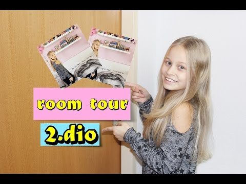 Room Tour 2 dio!!!  i kako to izgleda kad ja snimam video?