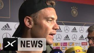 Das sagen die DFB-Stars zu den Pfiffen gegen Ilkay Gündogan | DFB-Team | WM 2018 | SPOX