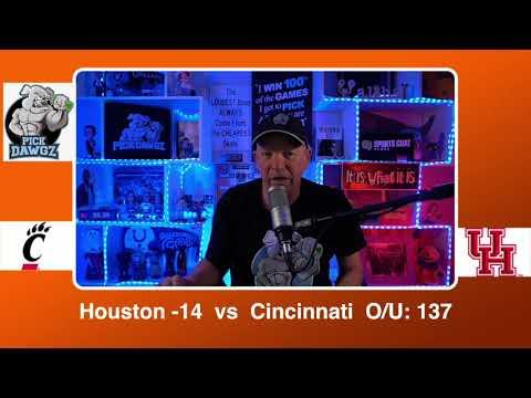 Houston vs Cincinnati 2/21/21 Free College Basketball Pick and Prediction CBB Betting Tips