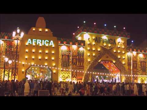 Africa Pavilion - Dubai Global Village 2018