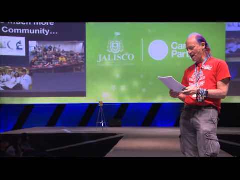 CPMX6 - Hackerspaces, Community, and the DIY Way. Mitch Altman