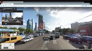 Как смотреть старые версии Гугл-карт (google maps - street view)