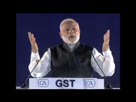 PM's Address on Chartered Accountant's Day at IGI Stadium, N