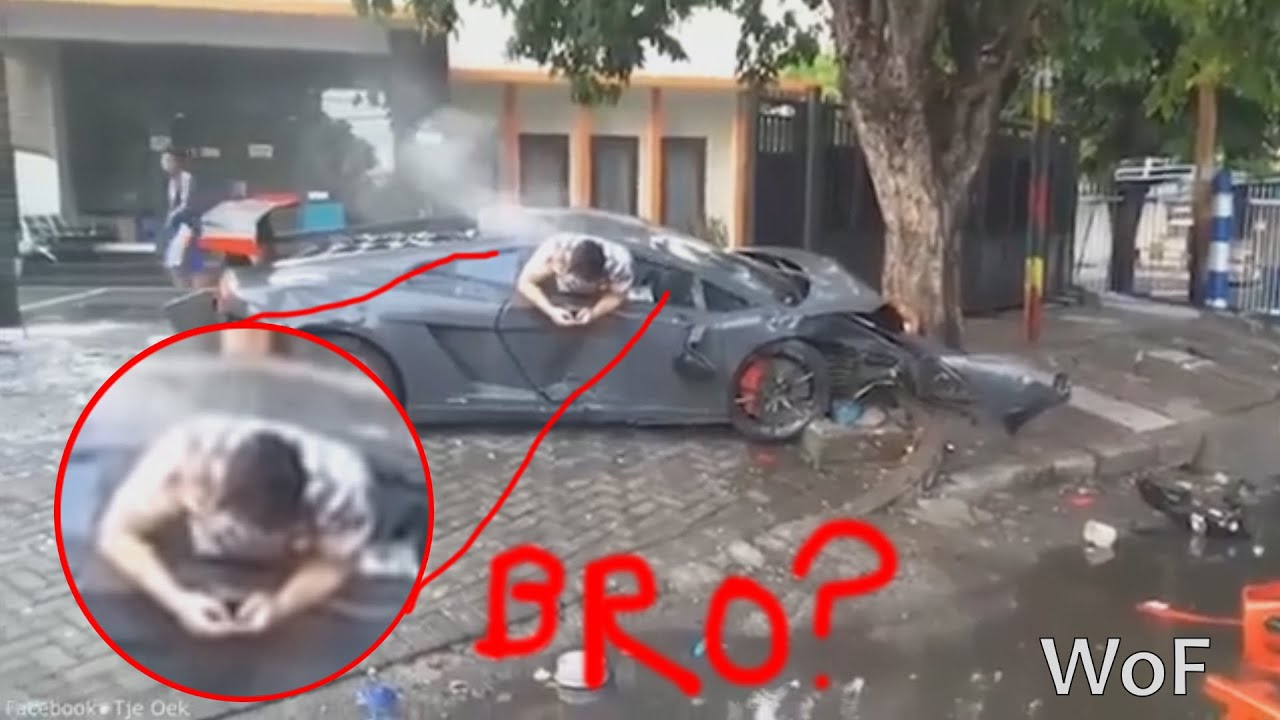 Videos Of The Worst Car Crashes Ever