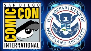 The TSA is banning Comic Books bought at #SDCC