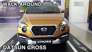 Datsun Cross 2018 | Exterior & Interior Walk-around