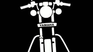 New English song bike music 2k18, (first time) YAMAHA RX100, bike Music