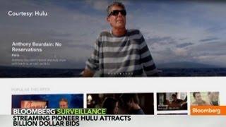 Why Hulu Is Attracting Billion Dollar Bids