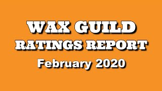 WAX Releases Guild Ratings Report - February 2020