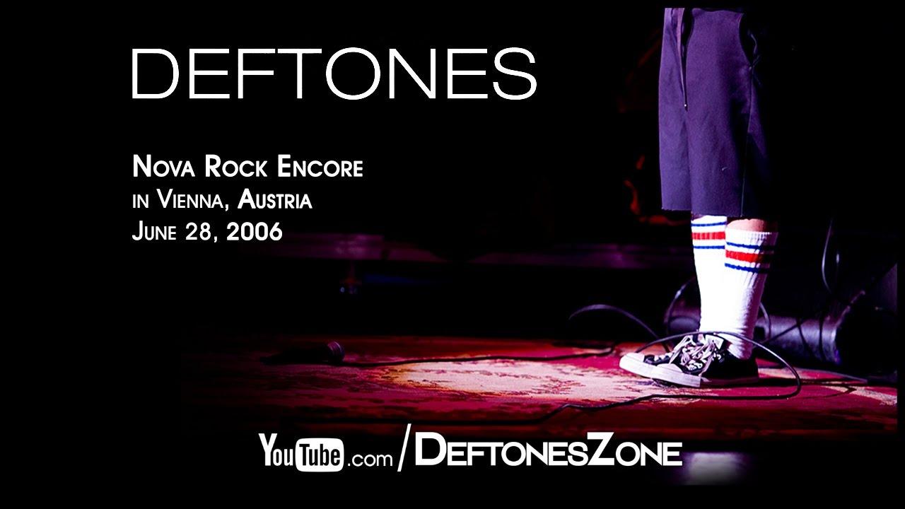Deftones Wien