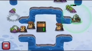POWERBOTS LEVEL 12 GAME WALKTHROUGH | SHOOTING GAMES