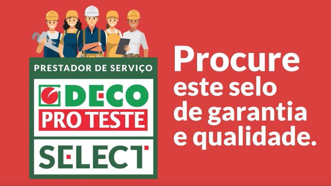 DECO PROTESTE Select - Serviços Profissionais