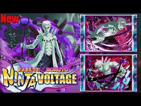 NEW! Obito Uchiha V3 🔥 Новый Герой Обито V3 ► Naruto x Boruto Ninja Voltage