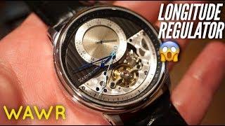 Thomas Earnshaw Longitude Regulator Watch Review ES-8085