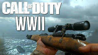 Unlocking Prestige Weapons (Call of Duty: WW2 Multiplayer Gameplay Stream)