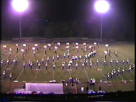 Broome High School Band 1999 - Age of Chivalry