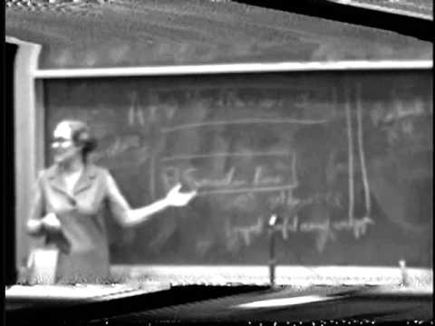 "Mary E. Rudin: ""Set theory and General Topology"""