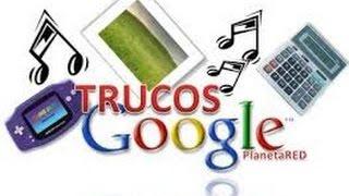 Truco Oculto De Google (Juego sin internet)(EasterEgg)